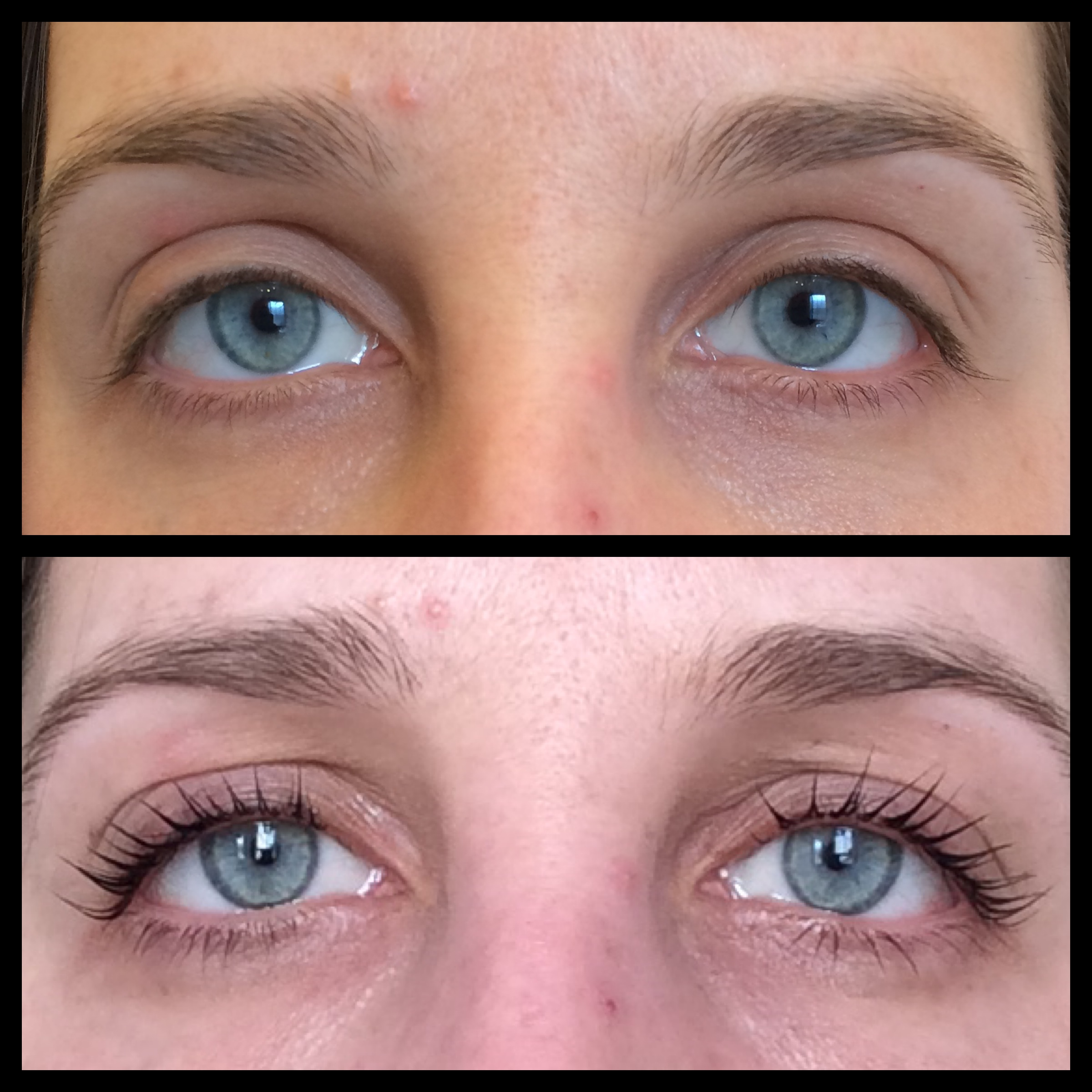 LVL Lashes – a lash lift treatment | The Sheryl Diaries